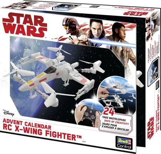 adventskalender revell control star wars x wing fighter. Black Bedroom Furniture Sets. Home Design Ideas