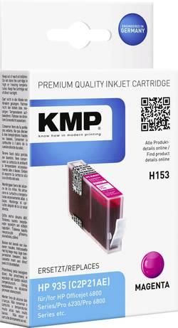 KMP Encre remplace HP 935 compatible magenta H1