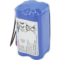 Akupack Li-Ion akumulátor 4 18650 s kabelem Ansmann 2447-3036-01, 2600 mAh, 14.8 V