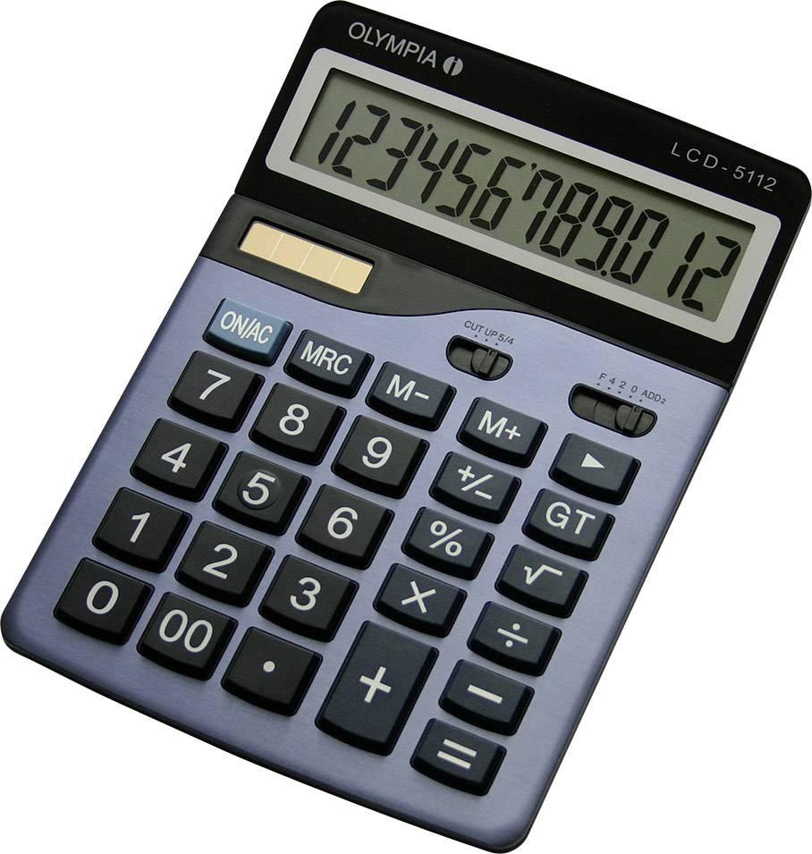 Calculatrice de bureau Casio MJ120D PLUS noir