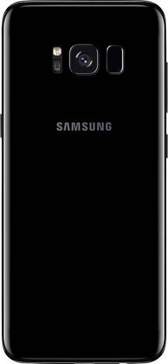 Samsung Galaxy S8 Smartphone Single-SIM 64 GB 14.7 cm (5.8 Zoll) 12 Mio. Pixel Android™ 7.0 Nougat Schwarz