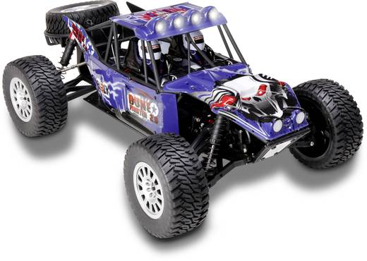 Reely Dune Fighter 2.0 Brushless 1:10 RC Modellauto Elektro Buggy Allradantrieb RtR 2,4 GHz
