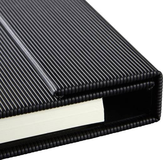 sigel notizbuch conceptum schwarz hardcover kariert gr er a4 magnetverschluss mit. Black Bedroom Furniture Sets. Home Design Ideas