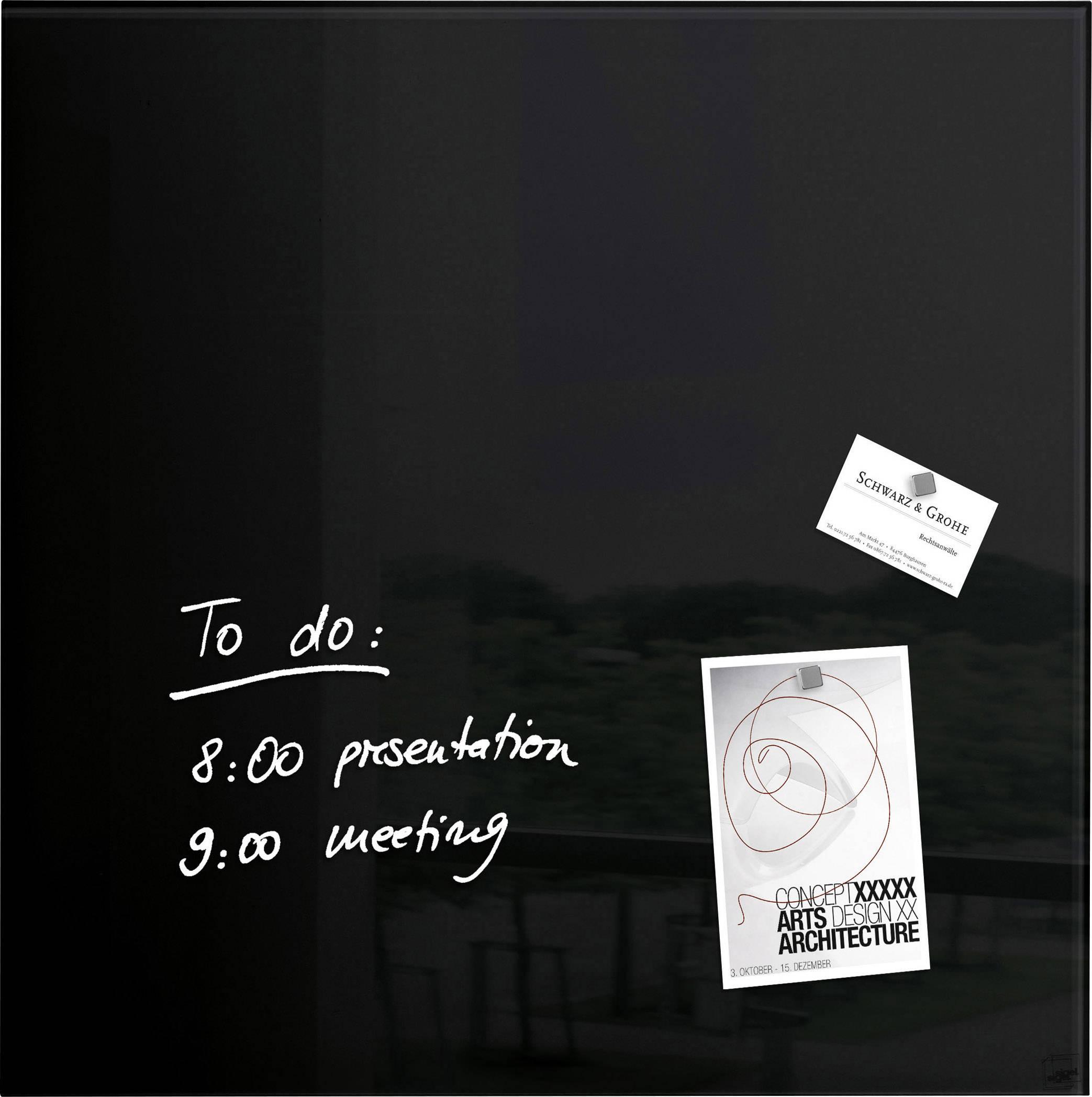 17 cm Acryl glasklar Artverum SIGEL GL199 Stifteschale f/ür Boards weitere Gr/ö/ße