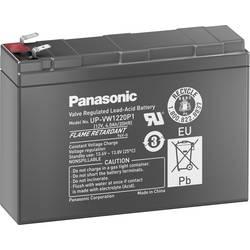 Olovený akumulátor Panasonic High-Power UP-VW1220P1, 4 Ah, 12 V