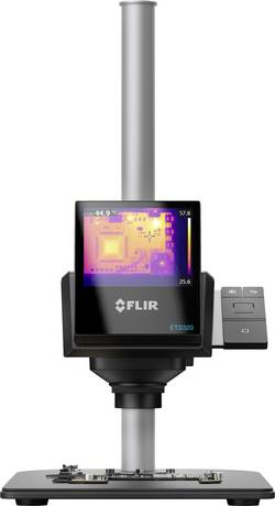 Termokamera FLIR ETS320 se stolním stojanem, 320 x 240 pix
