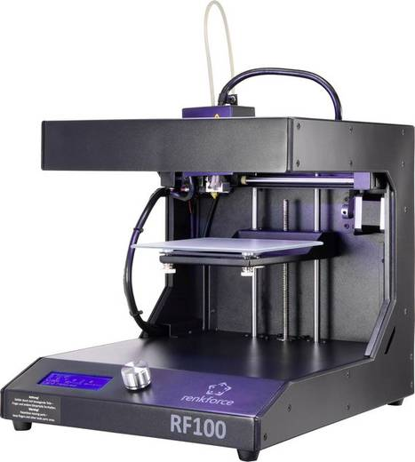 Renkforce RF100 v2 3D Drucker inkl. Filament