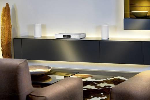 Pioneer FS-W40-W 2.0 Stereo-Receiver Heimkinosystem Weiß Bluetooth, Multiroom, Ultra HD Upscaling, WLAN