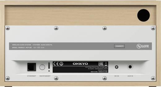 Multiroom Lautsprecher Onkyo NCP-302-W AUX, Bluetooth®, LAN, WLAN AUX, WLAN Weiß