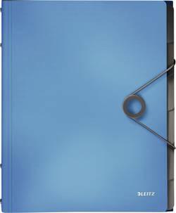 Trieur à élastique 6 interc Leitz bleu