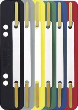Heftstreifen plastik  Laurel Heftstreifen/1830-38 80mm transparent Plastik (PP) 20 Blatt ...