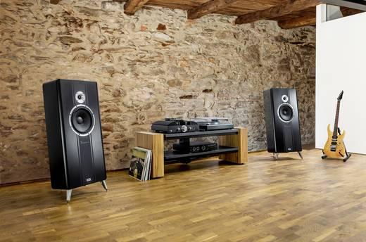 HECO Standlautsprecher Schwarz 320 W 25 Hz - 28000 Hz