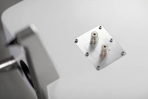 HECO Standlautsprecher Weiß, Silber 320 W 25 Hz - 28000 Hz