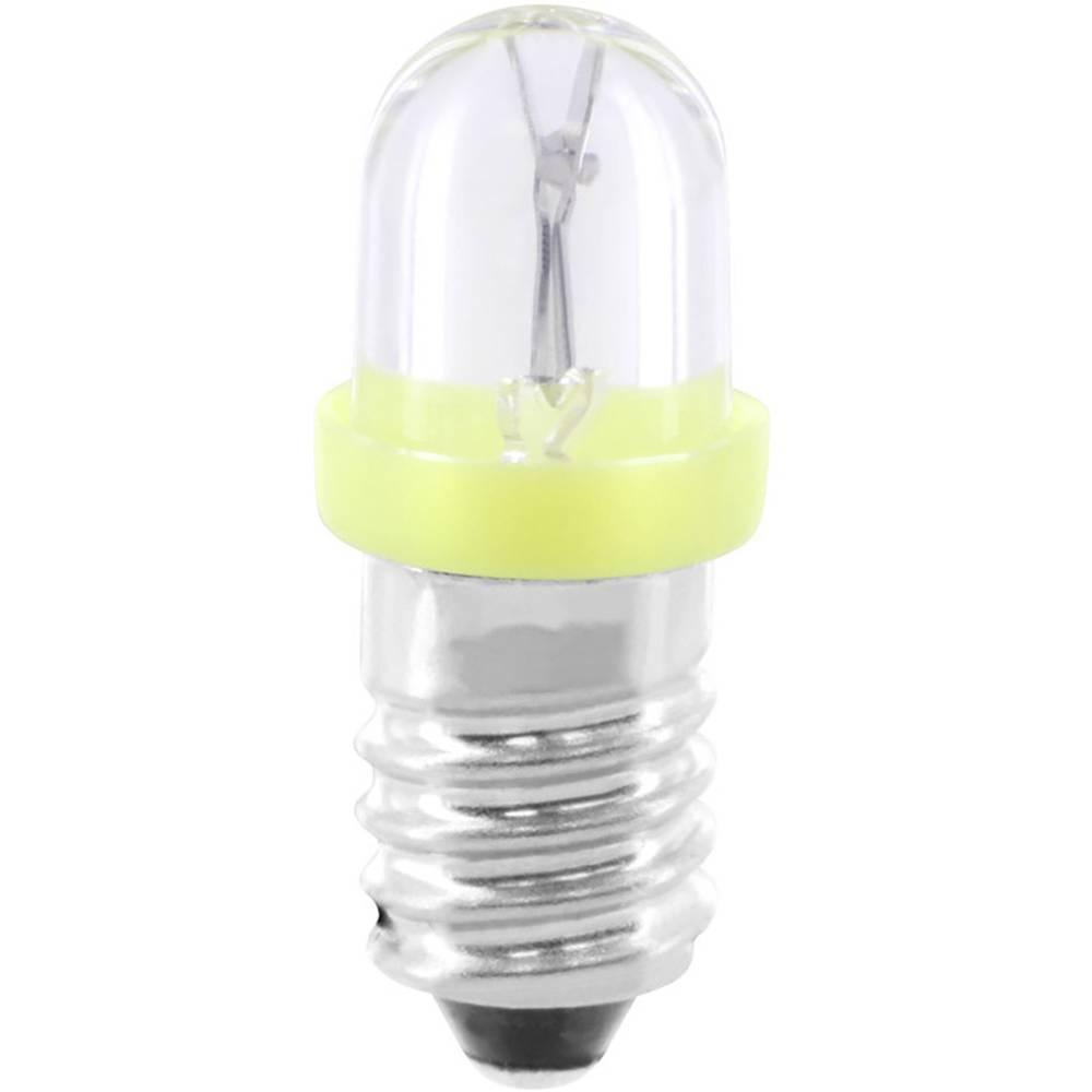 BELI-BECO LED-Lampe E10 Gelb LED im Conrad Online Shop | 1548992