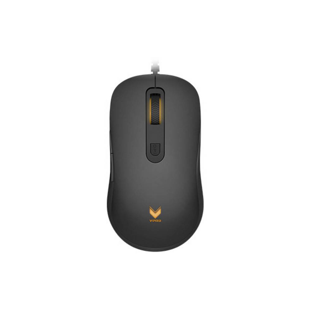 USB gaming mouse Optical Rapoo V16 Backlit, Ergonomic Black from ...