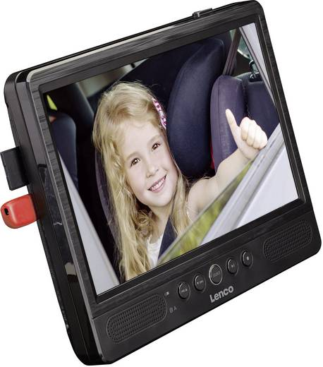 kopfst tzen dvd player mit 2 monitoren lenco dvp 1045 bilddiagonale 25 5 cm 10 zoll kaufen. Black Bedroom Furniture Sets. Home Design Ideas