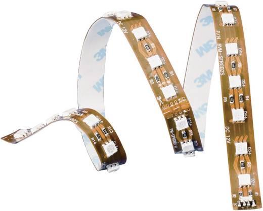 LED-Streifen mit Lötanschluss 12 V 13.5 cm RGB 50013231