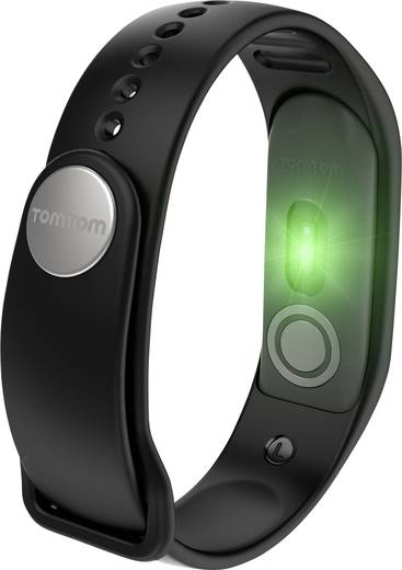 TomTom Sports Fitness-Tracker S Schwarz