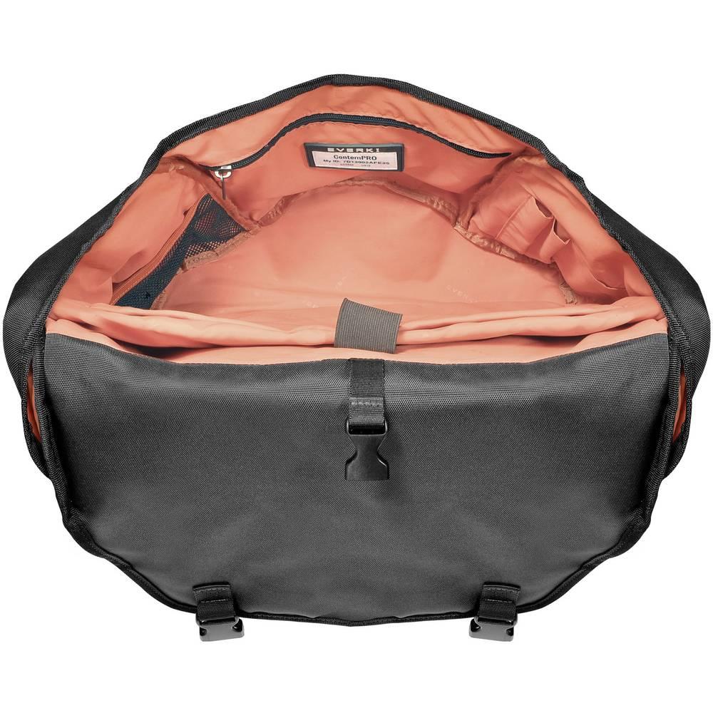 sacoche pour ordinateur portable everki contempro laptop bike messenger au maximum 35 8 cm 14. Black Bedroom Furniture Sets. Home Design Ideas