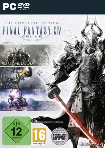 Final Fantasy XIV Starter Edition PC USK: 12