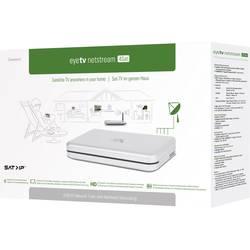DVB-S2 prijímač EyeTV Netstream 4Sat prenos cez jediný kábel
