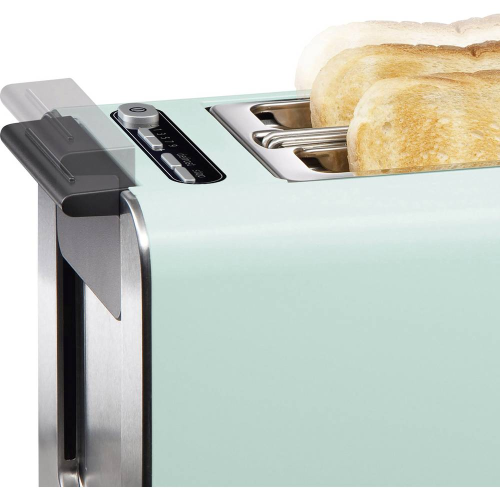 Toaster with built-in home baking attachment Bosch Haushalt TAT8612 ...