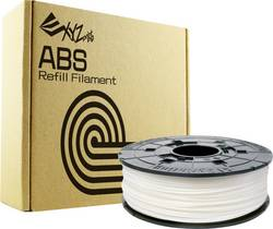Vlákno pro 3D tiskárny XYZprinting RF10BXEU01C, ABS plast, 1.75 mm, 600 g, přírodní
