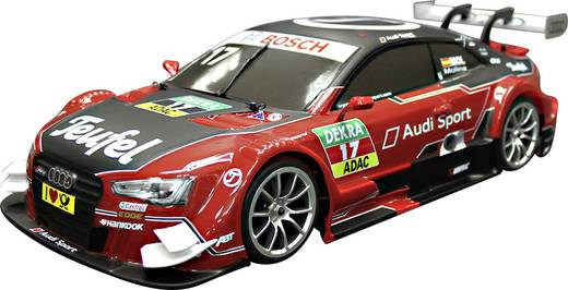 Reely Tourenwagen Audi RS5 Brushed 1:10 RC Modellauto Elektro Straßenmodell Allradantrieb RtR 2,4 GHz