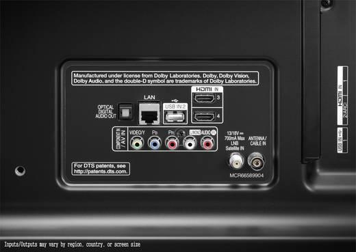 led tv 109 cm 43 zoll lg electronics 43uj701v eek a ci dvb c dvb t2 pvr ready smart tv uhd. Black Bedroom Furniture Sets. Home Design Ideas