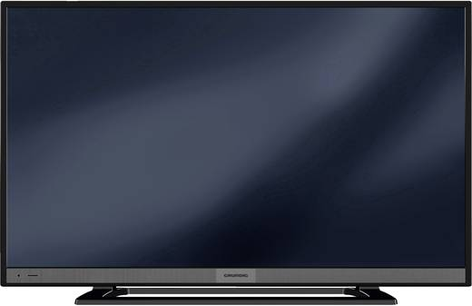 led tv 70 cm 28 zoll grundig 28 vle 5700 bn eek a schwarz. Black Bedroom Furniture Sets. Home Design Ideas