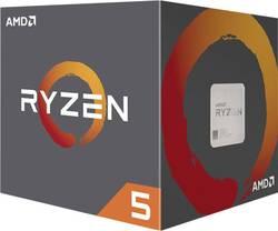 Image of Prozessor (CPU) Boxed AMD Ryzen 5 1400 4 x 3.4 GHz Quad Core Sockel: AMD AM4 65 W