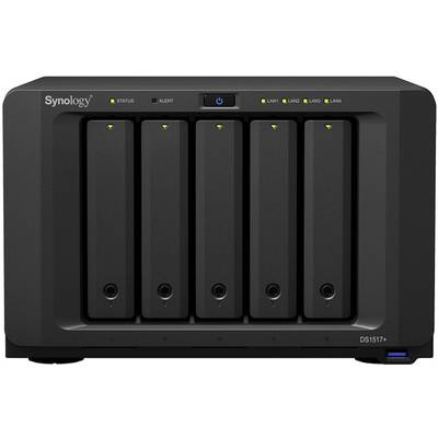 NAS-Server Gehäuse Synology DiskStation DS1517+ (2GB) 5 Bay Preisvergleich