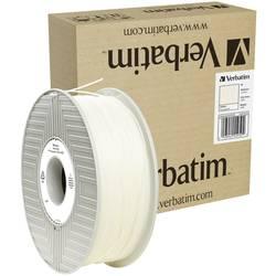 Vlákno pro 3D tiskárny Verbatim 55950, polypropylen, 1.75 mm, 500 g, transparentní