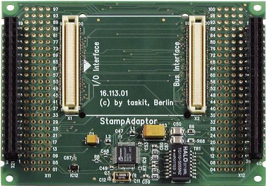 Entwicklungsboard Taskit Stamp-Adaptor für Stamp 9261-Baugruppe 542483