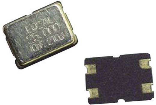 Quarzkristall EuroQuartz QUARZ SMD 5X7 SMD-4 16.384 MHz 12 pF 7 mm 5 mm 1.2 mm 1 St.