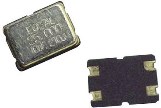 Quarzkristall EuroQuartz QUARZ SMD 5X7 SMD-4 20.000 MHz 12 pF 7 mm 5 mm 1.2 mm 1 St.