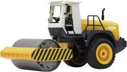 RC funkční model – silniční válec s vibrační funkcí Jamara 410011, 1:20
