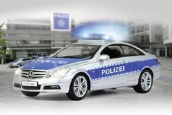 RC model auta Jamara 410023 - policejní vůz Mercedes E350 Coupe Polizei