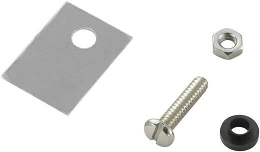 Montagematerial-Set für Halbleiter (L x B) 18 mm x 13 mm Passend für TO-220 SCI A18-9B 1 Set