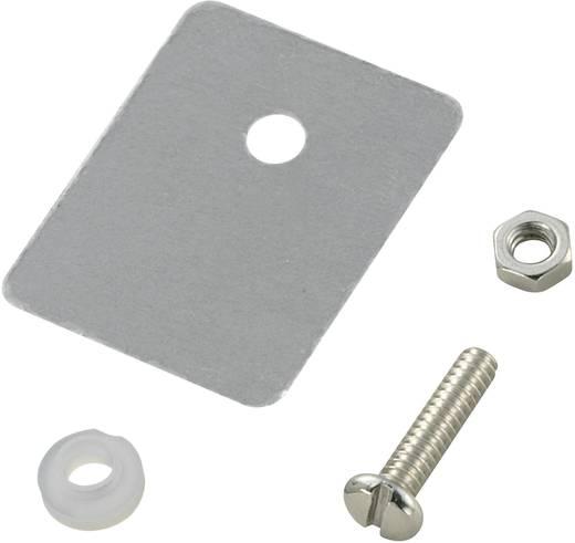 Montagematerial-Set für Halbleiter (L x B) 25 mm x 22 mm Passend für TO-218 SCI A18-9D 1 Set