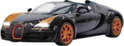 RC model auta Jamara 404548 – Bugatti Grand Sport Vitesse, černá/oranžová, silniční vůz