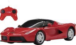 RC model auta Jamara 404521 – Ferrari LaFerrari, červená, silniční vůz
