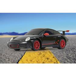 RC model auta Jamara 404095 – Porsche GT3 RS, černá, silniční vůz