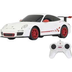 RC model auta Jamara 404096 – Porsche GT3 RS, bílá, silniční vůz