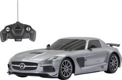 RC model auta Jamara 404141 – Mercedes SLS AMG BS, stříbrná, silniční vůz