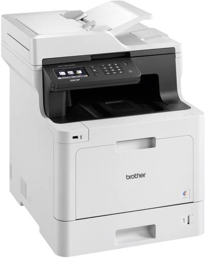 brother dcp l8410cdw farblaser multifunktionsdrucker a4 drucker kopierer scanner lan wlan. Black Bedroom Furniture Sets. Home Design Ideas