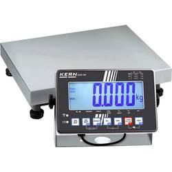 Plošinová váha Kern IXS 100K-3, presnosť 5 g, max. váživosť 150 kg