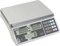 Balance de comptage Kern CXB 6K2NM Plage de pesée (max.) 6 kg Résolution 2 g secteur multicolore