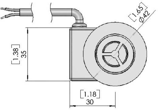 Durchfluss-Sensor 1 St. FS-01 TE Connectivity Sensor (L x B x H) 101.5 x 37 x 40 mm