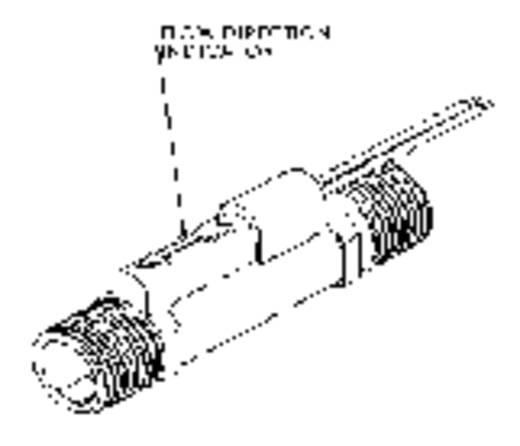 Durchfluss-Sensor 1 St. FCS-01 TE Connectivity Sensor (Ø x H) 17 mm x 25 mm